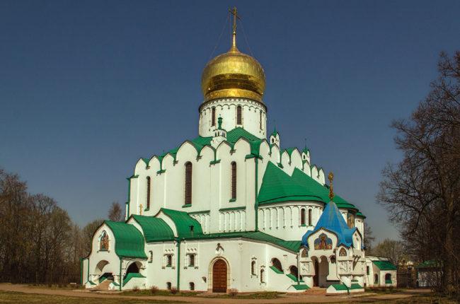федоровский собор пушкин крещение