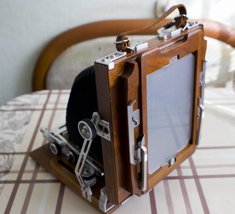 Фотокамера Shen Hao FCL57 5x7