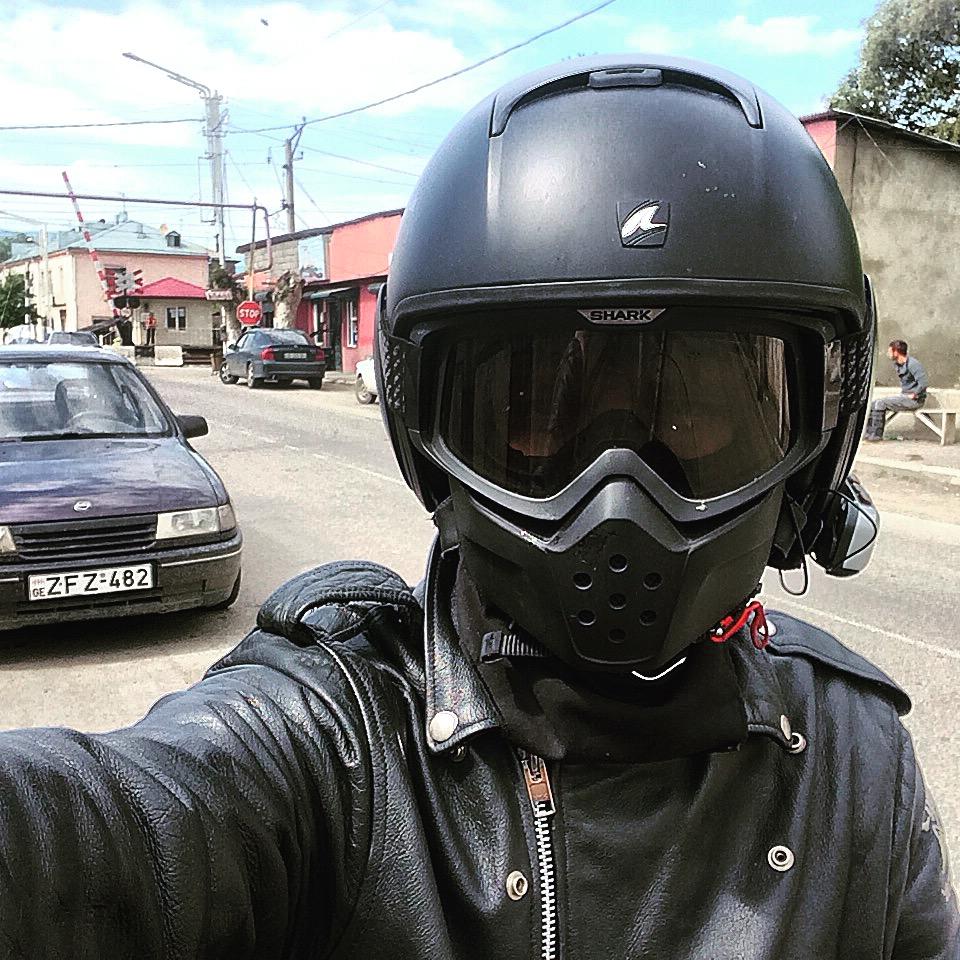 мотопутешествие в грузию