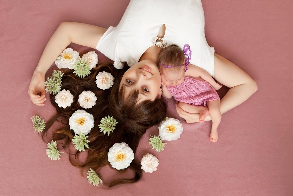 фотограф для новорожденного малыша