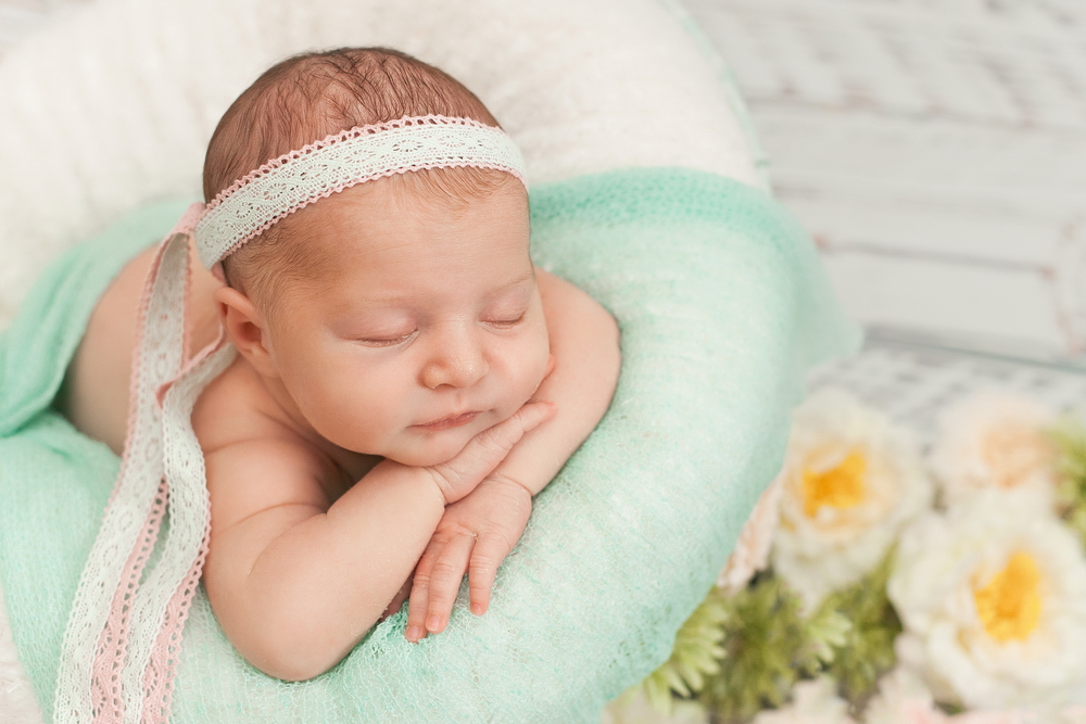 фотограф для новорожденного