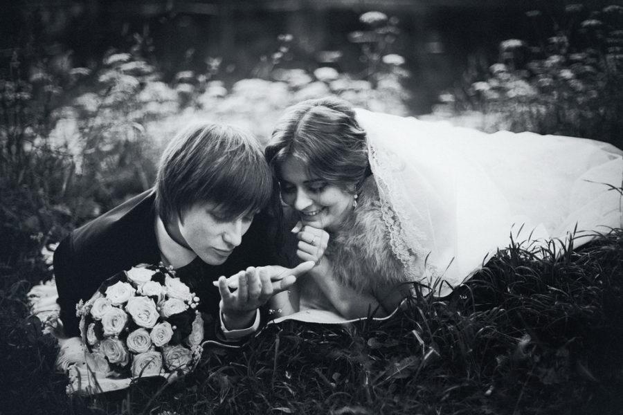 Фотограф на свадьбу в Пушкине