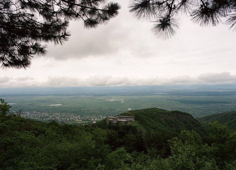 путешествии на мото в Грузию