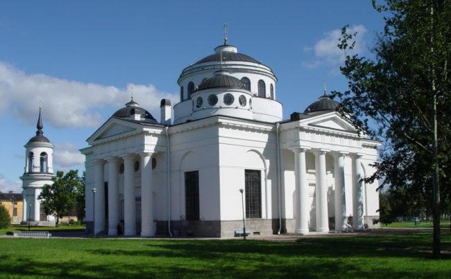 Царскосельский Софийский собор