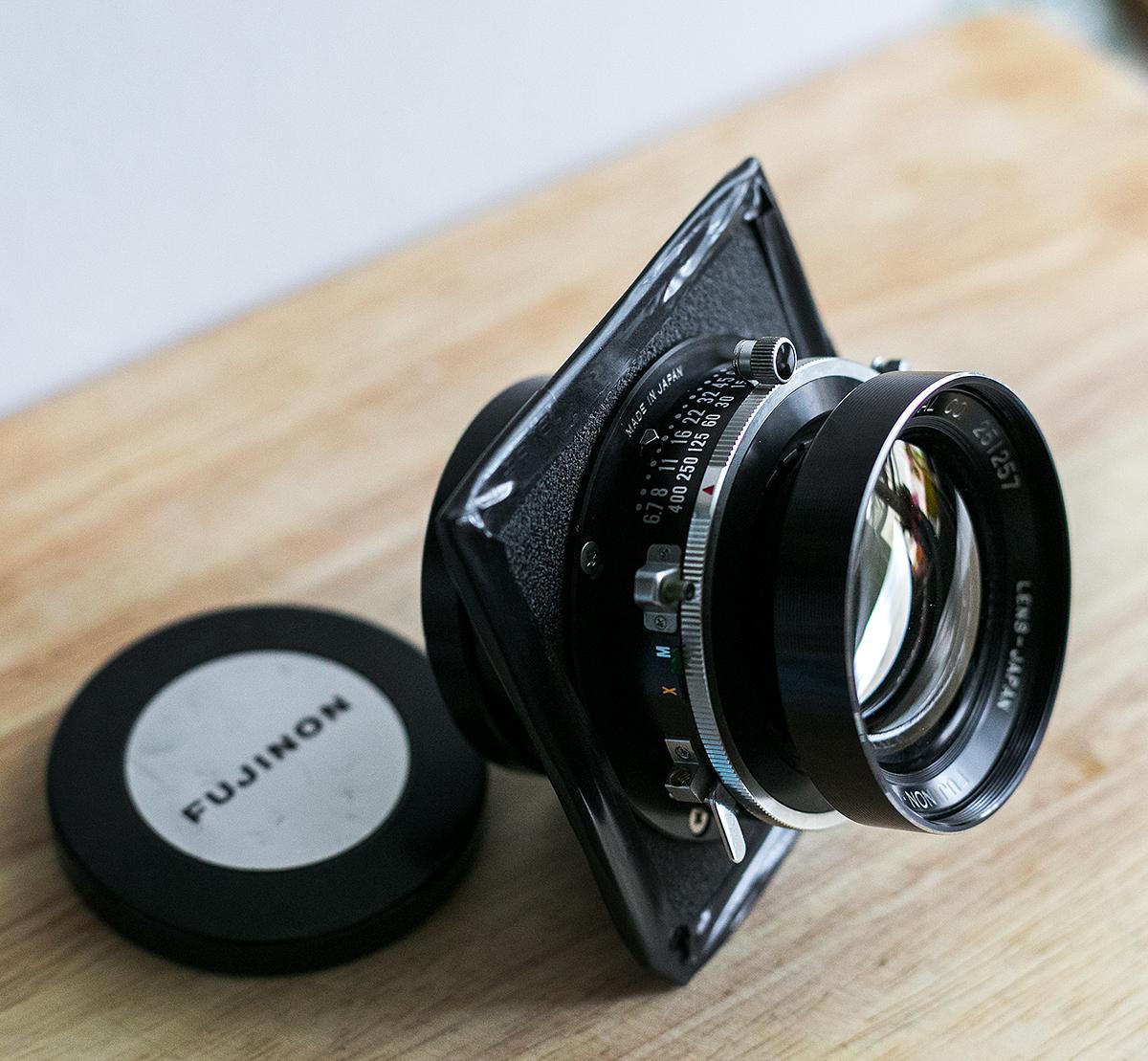 Fujinon W S 250/6.7