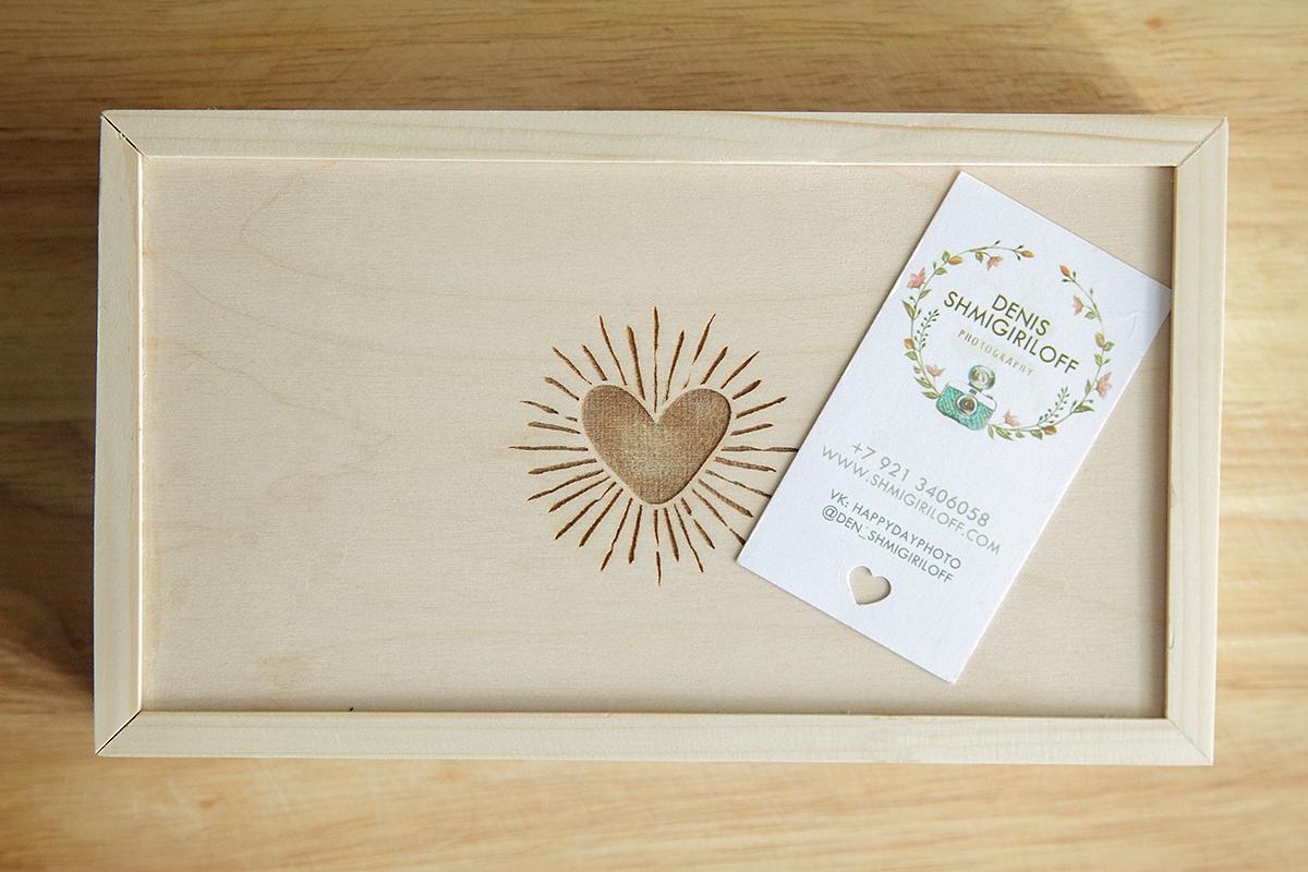 коробочка wooden box деревянная шкатулка фотограф Денис Шмигирилов