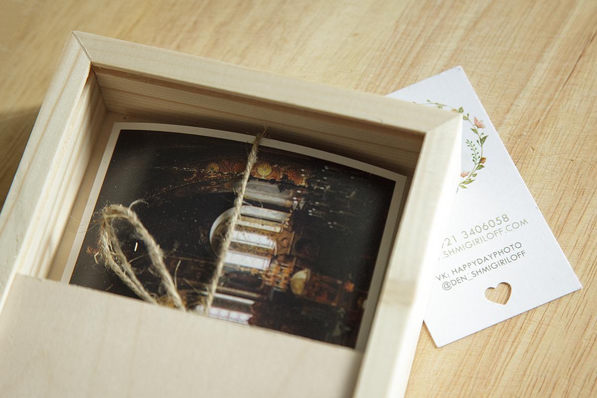 wooden box деревянная шкатулка фотограф Денис Шмигирилов