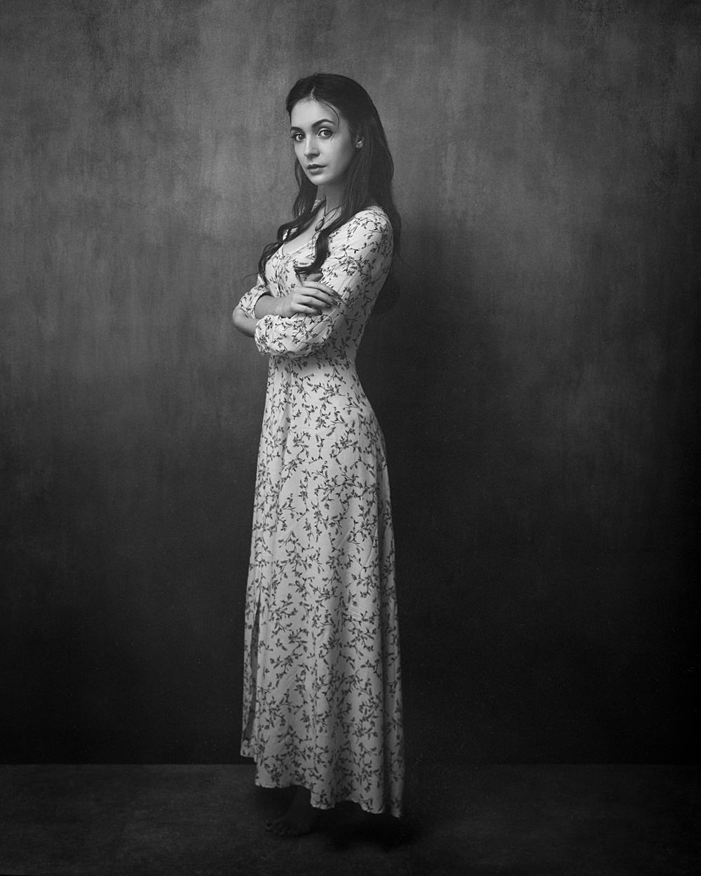 фотосъемка на пленку портрет