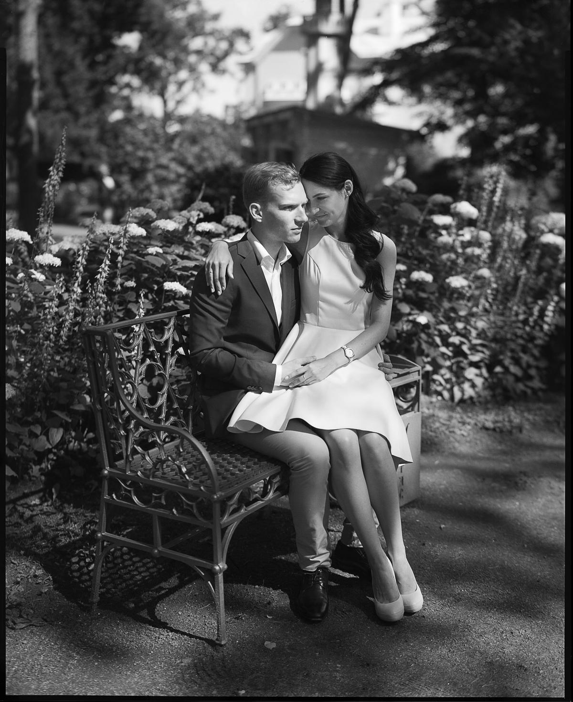 Фотосъемка свадьбы на пленку