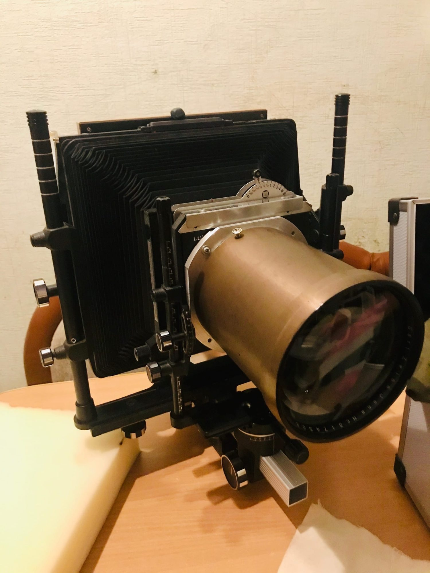 Carl Zeiss Epiotar 430mm