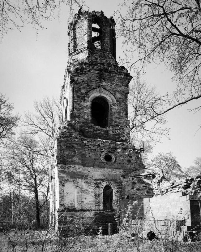 Медуши. Церковь Троицы Живоначальной