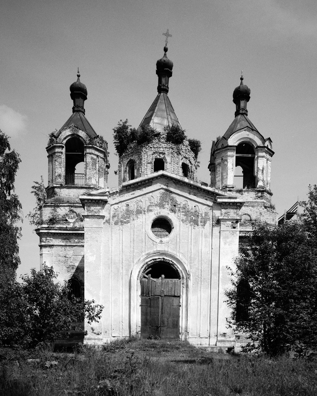 Преображения, д.Михайлова Гора. Тверская область.